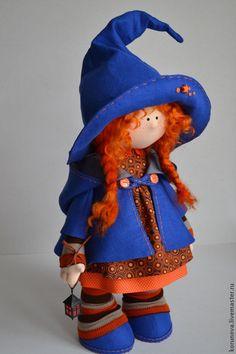 Peoples handmade.  Fair Masters - handmade.  Buy lights the stars.  Handmade.  Fairy Doll interior, jersey