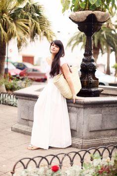 Alix, a fashion school graduate.  Blogger from  thecherryblossomgirl.com