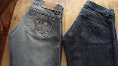 JEANS TUCCI $150 c/u Talle 22 Muy poco uso! IMPECABLES!