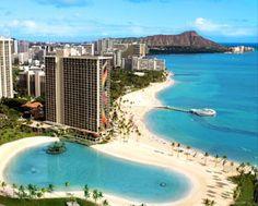 Hilton Hawaiian Village, Oahu, Hawaii-- Calgon, take me away!!
