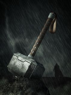 A New Marvel Character Is Now Worthy Of Wielding Mjolnir And You Will Never Guess Who It Is! Mjolnir has Hammer Marvel, Thor's Hammer Mjolnir, Thors Hammer, New Marvel Characters, Marvel Films, Marvel Cinematic, Black Panther Images, Black Panther Marvel, Thanos Marvel
