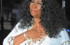 Aretha Franklin has been shown some R-E-S-P-E-C-T from the Gospel Music Hall of Fame. >