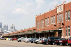 The Strip District's Produce Terminal is nominated for historic status