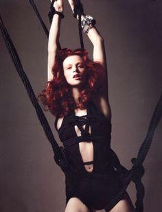 Publication: Vogue Paris Calendar 2007 Fashion Editor: Carine Roitfeld