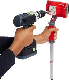 Quadsaw - The Square Hole Cutter