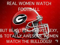 One half of Georgia' football schedule is logged in the books. The devastating loss to South Carolina puts the Dawgs sitting at with. Watch Football, Football Team, Football Helmets, Football Season, College Football, Uga Dorm, Football Things, Football Stuff, Football Baby