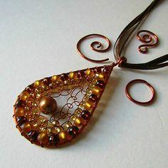 eva55 / Letné popoludnie - náhrdelník