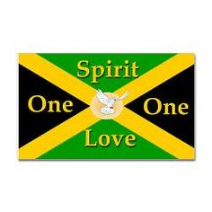 One Love One Spirit - Rectangle Sticker > Spiritual Awareness > The Peace N Freedom Shop