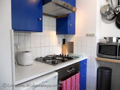 Kitchen facilities - Small fridge/mini freezer ,Microwave, Oven ,Hot, plates ,Percolator ,Kettle, Dinnerware and cookware provided Furnished Apartments, Small Fridges, Holiday Lettings, Kitchen Cabinets, Kitchen Appliances, Microwave Oven, Bloomsbury, Cookware, Kettle
