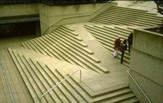 ramp + stair