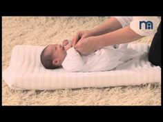 How To Dress Your Newborn Baby | Mothercare Baby Advice - YouTube