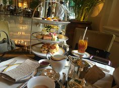 Afternoon Tea for two at The Peninsula , Hong Kong #hongkong #afternoontea #thepeninsula