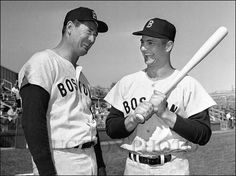 On March 19, 1961, the Boston Red Sox announce that rookie Carl Yastrzemski will start the season in left field, succeeding the legendary Ted Williams. Yastrzemski will remain a fixture in the Red Sox' lineup for the next 23 years and will gain election to the Hall of Fame in 1989.