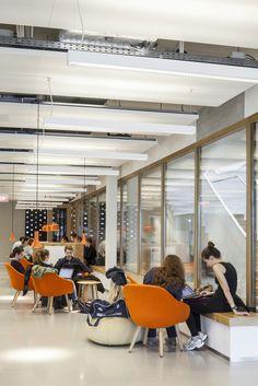 Gallery of Erasmus University Rotterdam / Paul de Ruiter Architects - 23