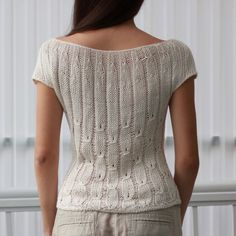 Welcome to The Easy Design, Easy to Make and Trendy to Wear! This listing is a PDF PATTERN ONLY for the Knitting pattern, patron tricot – Aubrey Top, NOT finished product. • For EXCLUSIVE COUPONS visit my website: www.theeasydesign.com • Pour des COUPONS de Réductions exclusives,