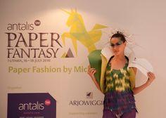 antalis paper fantasy fashion show. very interesting