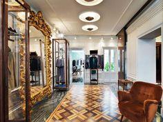 8 gorgeous Dolce & Gabbana store interiors
