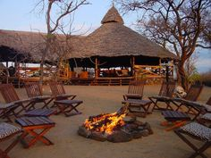 Start Your Deluxe Stay At #TarangireSafariLodge To Find The Safari Activity?
