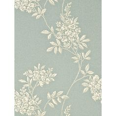 Laura Ashley Wallpaper 1 rouleau jardin oriental Lin