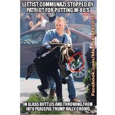 Look in the mirror #Antifa #AntifaIsATerroristOrganization #CulturalMarxist #PC #FastFoodRevolutionaries #CommunismKills #AntifaAreTheFascists