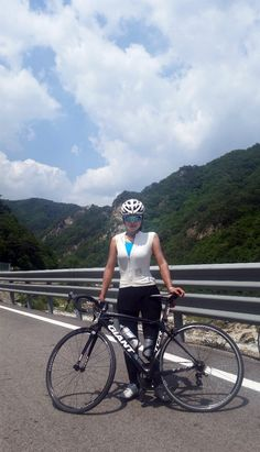 #Misiryeong Yetgil (Old Road) for Cycling and Biking