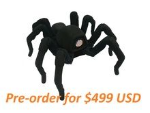 Awesome remote control spider