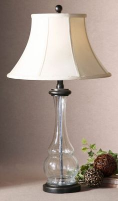 CORALIE TABLE LAMP - IVORY BELL :: SHADED TABLE LAMPS :: Ceiling lights Toronto, Bath and vanity lighting, Chandelier lighting, Outdoor lighting and kitchen lights :: Union