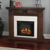 Found it at Wayfair - Real Flame Porter Electric Fireplace