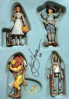 jim shore Oz ornaments