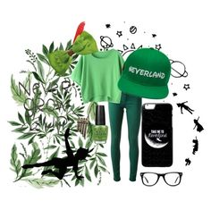 """""""Neverland- peterpan"""" by jazzypacman ❤ liked on Polyvore featuring Once Upon a Time, OPI, Disney, Muse, disney, peterpan and lostboy"""