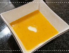 sweet potato soup Recipe Diabetic Foods, Diabetic Recipes, Low Carb Recipes, Soup Recipes, Good Carbs, Carrots And Potatoes, Sweet Potato Soup, No Carb Diets