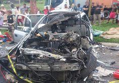 DE OLHO 24HORAS: Acidente em Candeias, deixa ao menos 5 mortos, diz...