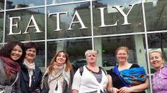 Conclusion of Viaggio in Europa workshop in the Italian food temple...