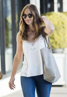 Minka Kelly Photos - Minka Kelly Out Shopping In West Hollywood - Zimbio