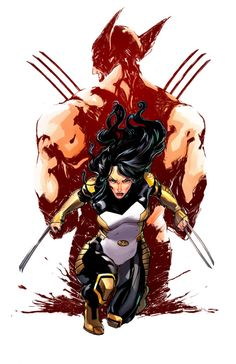 Will Logan's Legacy See X-23 as the Next WOLVERINE? | Newsarama.com .... Pages from Death of Wolverine Logan Legacy #2             #X23 #Wolverine