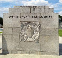 Traveling  KATE: World War II Memorial