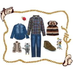 """westren"" by ntynomaigr on Polyvore"