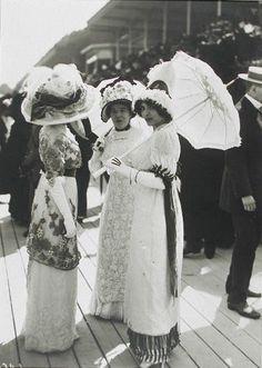 Longchamps, 1911 - Henri Meurisse//
