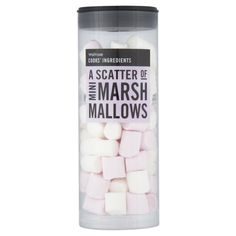 Mini Marshmallows #packaging