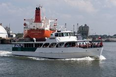 Experience an unforgettable waterborne voyage through one of the busiest ports in the world aboard the Port of Houston Authority's free public tour boat!    10AM & 2:30PM tours.