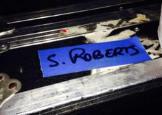 I shot this last night at the Sam Roberts Band live show at Mercury Lounge. I enjoy grabbing images on luggage and instrument cases of band names. So graphic. Live Show, Live Music, Mercury, Lounge, Names, Band, Night, My Love, Airport Lounge