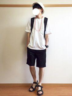 今月からABAHOUSE公認ユーザー がんばりまーす。 靴好きだから靴ばかり買ってしまうのかな…笑 Japan Fashion, Summer Looks, Normcore, Hipster, How To Wear, Wego, Outfits, Clothes, Style