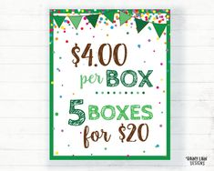 We Accept Cash Credit and Debit Cards Sign, Cookie Booth Printable Scout Cookie Sign Scout Cookie Printable Cookie Booth Sign, Bake Sale Bake Sale Sign, For Sale Sign, Gs Cookies, Custom Cookies, Girl Scout Troop, Girl Scouts, Scout Leader, Daisy Scouts, Printable Cards