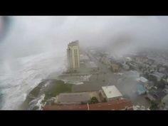 Dramatic Time Lapse Shows Hurricane Matthew Slam Jacksonville Beach - http://jacksonvilleflrealestate.co/jax/dramatic-time-lapse-shows-hurricane-matthew-slam-jacksonville-beach/
