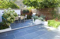 Interessant Garten Hinter Dem Haus Oder Hinterhof   Landschaften Kann Für  Die Einfache Freude, Zum