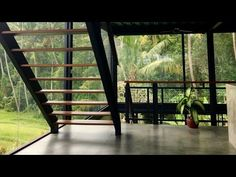 The Exchange Diary ---------------------------------------------------------------------------------------------------------------- In this episode of The Ex. Simple House Design, Modern House Design, Bahay Kubo, Bamboo House, Bali, Deco, Youtube, Houses, Interior