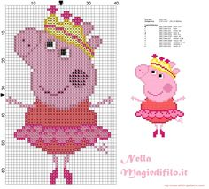 Peppa Pig dancer (click to view)