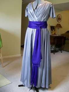 Living with Jane: Mother of the Groom Dress Finished!