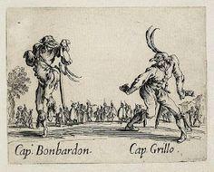 Cap'Bonbardon & Cap'Grillo