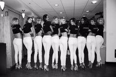 Top 10: as novas angels da Victoria's Secret em NY
